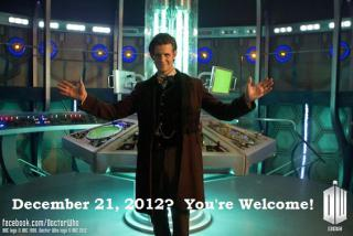 New Tardis meme